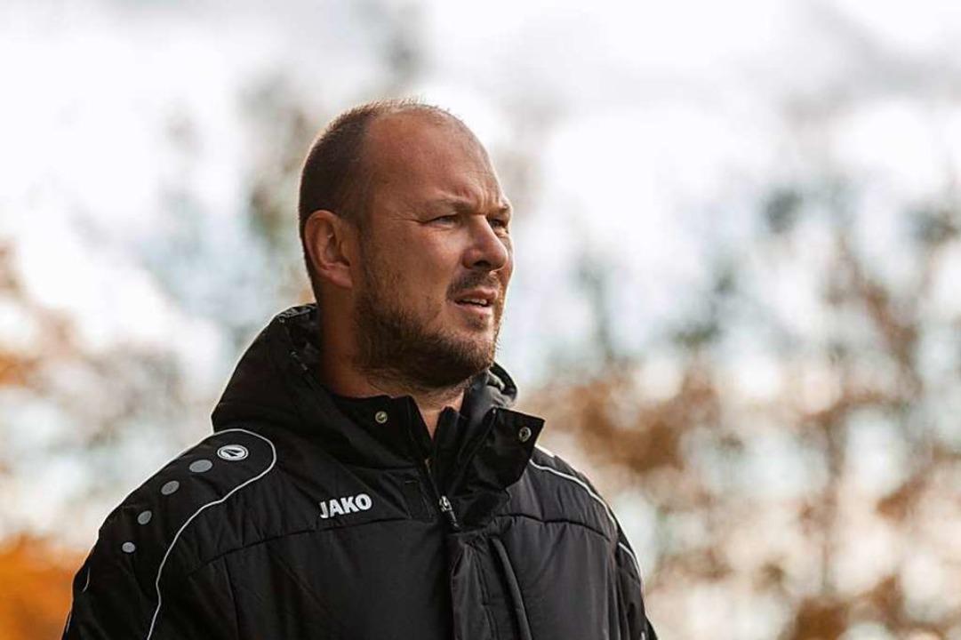 Jürgen Wippich, Trainer des SC Offenburg  | Foto: Alexandra Buss