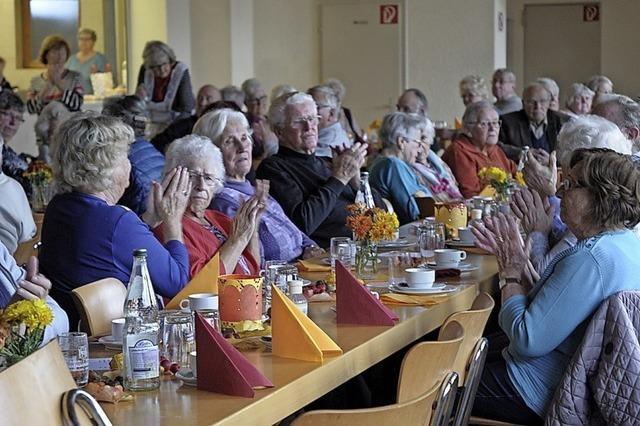 Flohmarkt und Seniorenmittag fallen aus