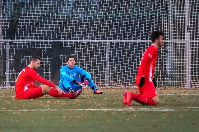 Der FC Neustadt und FC Löffingen wollen raus aus der Abstiegszone