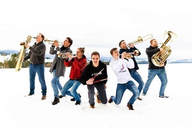 Die Hochschwarzwälder Band BlechBengel möchte Blasmusik neu entdecken