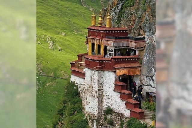 Fotografische Reise nach Tibet