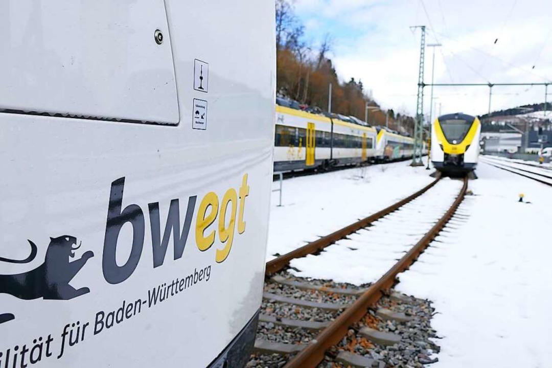 Mit dem Start der Breisgau-S-Bahn seie...rer, der zwischenzeitig gekündigt hat.  | Foto: Tanja Bury