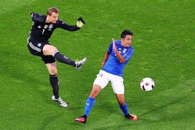 Steht das Länderspiel gegen Italien wegen Corona auf der Kippe?