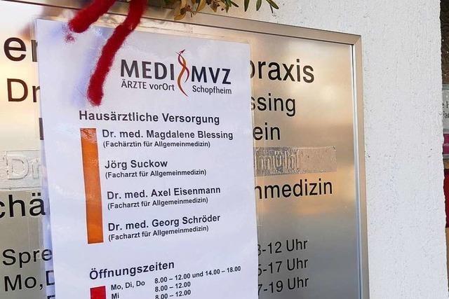 Das Medizinische Versorgungszentrum könnte ins Schopfheimer Spital ziehen