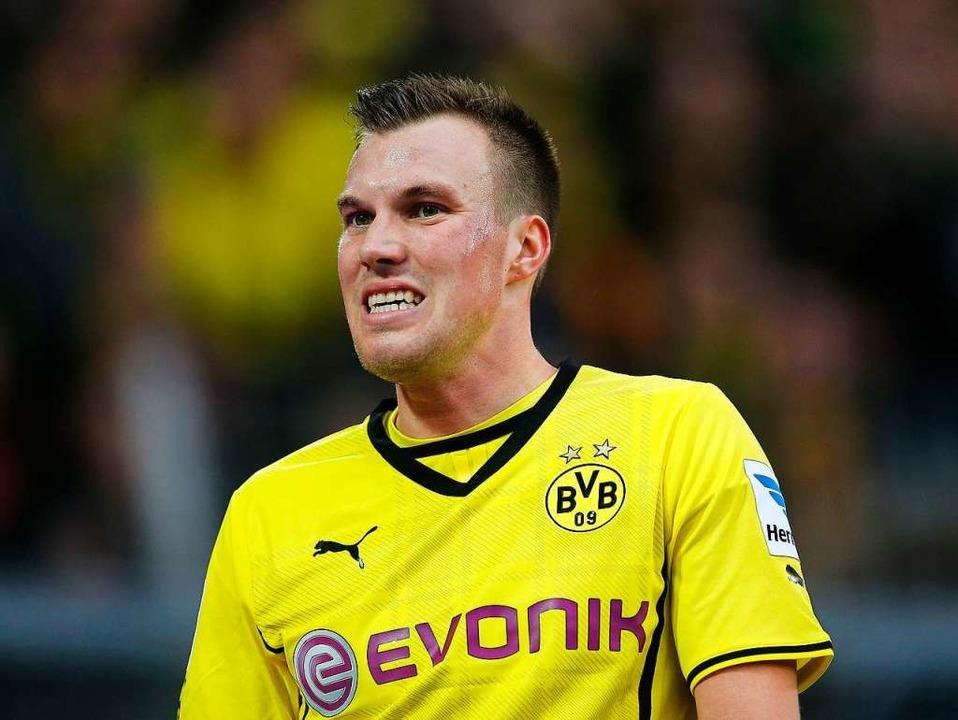 Der idealtypische Kevin: Großkreutz in seiner Zeit bei Borussia Dortmund.  | Foto: NORBERT SCHMIDT