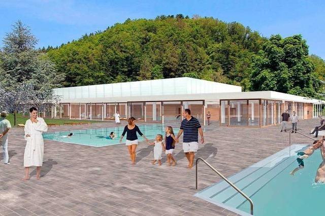 Neues Bad in Hausach ein Leuchtturmprojekt fürs Kinzigtal