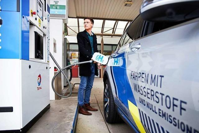 Firmenverbund sagt Bau kommerzieller Wasserstoff-Tankstelle in Freiburg zu