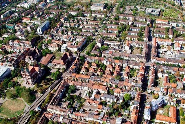 Gemeinderat beschließt soziale Erhaltungssatzung für Stühlinger