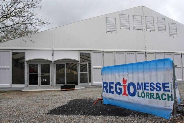Die Veranstalter der Regio-Messe stehen vor einer ungewissen Zukunft