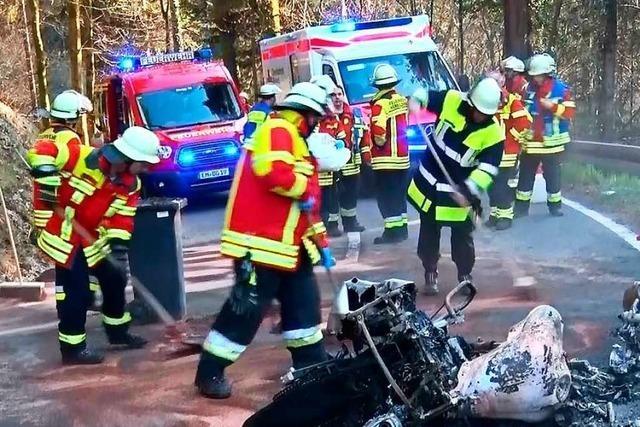 Das Jahr 2019 war gefährlich für Autofahrer im Kreis Emmendingen