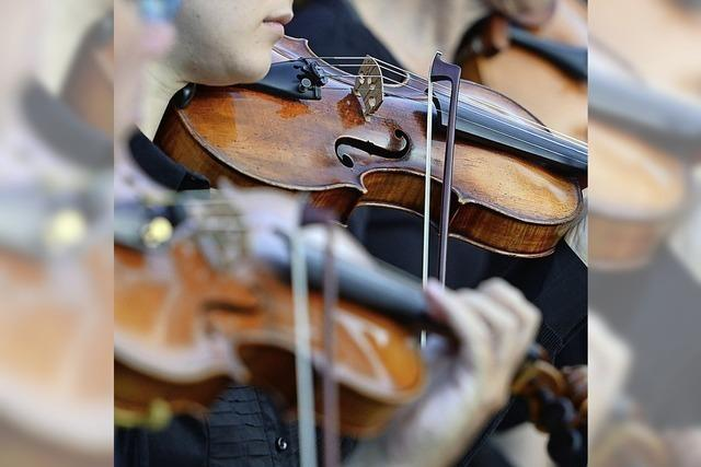 Die Preisträgerkonzerte von Jugend musiziert sind im Bürgerhaus Zähringen