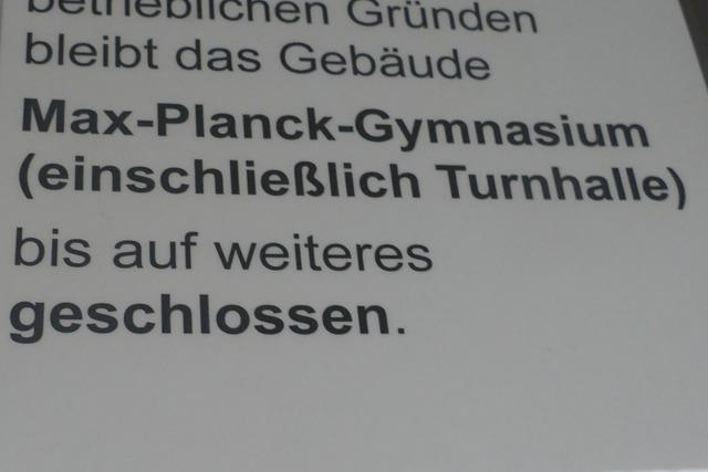 2 Corona-Fälle in Friesenheim – Lahrer Gymnasium bleibt 2 Wochen geschlossen