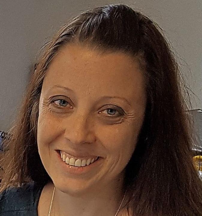 Tanja Hug-Kiesel    Foto: Beate Zehnle-Lehmann