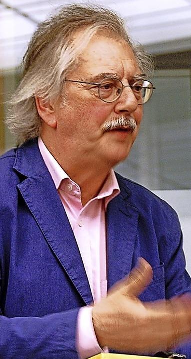 Wolfgang Kessler   | Foto: Edgar Steinfelder