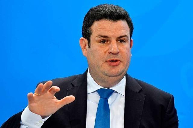 Bundesarbeitsminister Heil will Regeln zur Kurzarbeit lockern