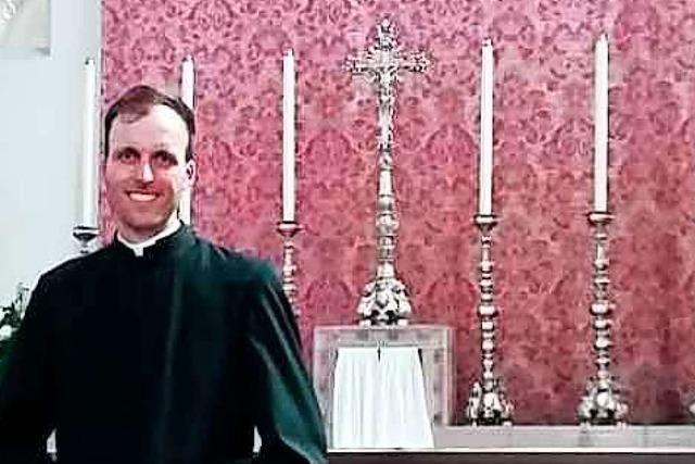 Der Schopfheimer André Stephany wurde in Vancouver zum Priester geweiht