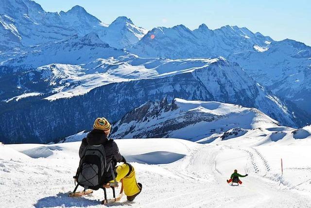 Big Pintenfritz – die längste Rodelpiste der Alpen im Selbsttest