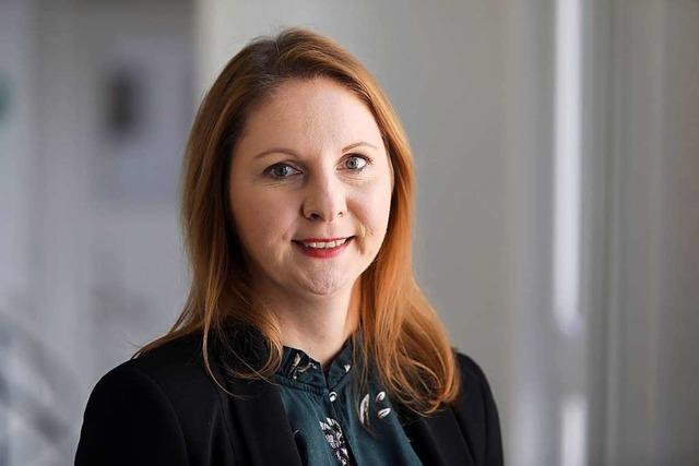 Sandra Boser will zum dritten Mal in den Landtag gewählt werden