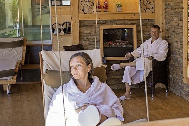 BZ-Card-Vorteil beim Day-Spa-Wellnesstag im Waldhotel am Notschreipass
