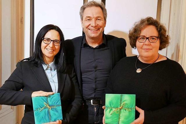 Quadratisch, praktisch, Kunst: Ausstellung im Herbst in der Villa Berberich in Bad Säckingen