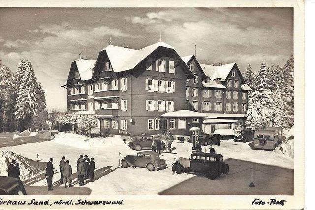 Wenn Investoren nicht investieren, enden Schwarzwaldhotels im Dornröschenschlaf