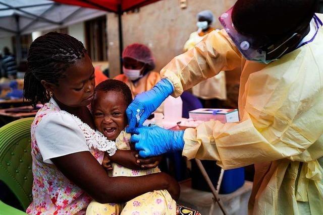 Wie der Kongo die Ebola-Epidemie beenden konnte