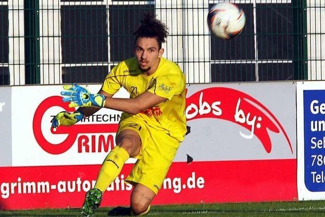 Erfolgreiche Gratwanderung des FC 08 Villingen beim VfB Stuttgart II