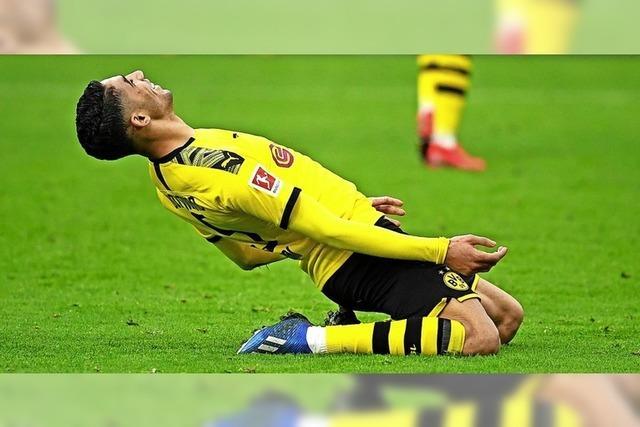 Borussia Dortmund kann auch beißen