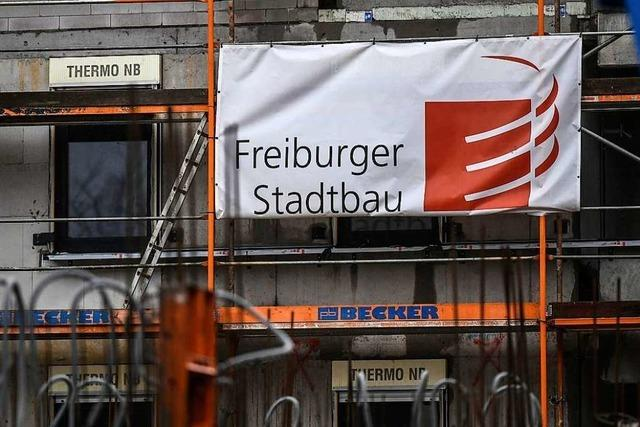 Horn hat sein Versprechen gehalten, die Freiburger Stadtbau zu einem stärkeren Player zu machen