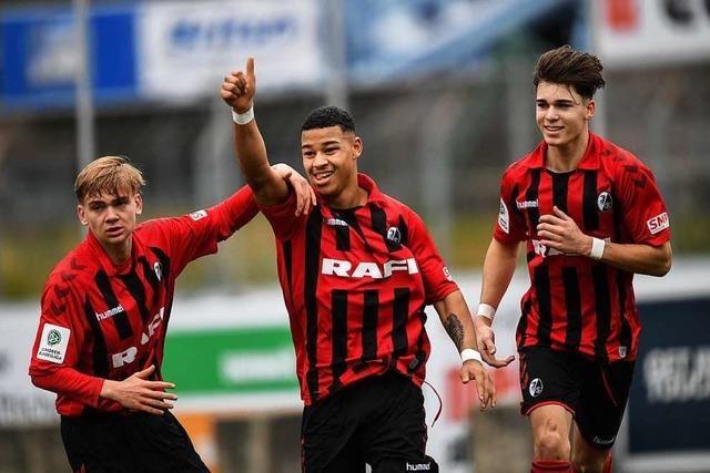 Lars Gindorf schießt den SC in Heidenheim in der Nachspielzeit zum Sieg