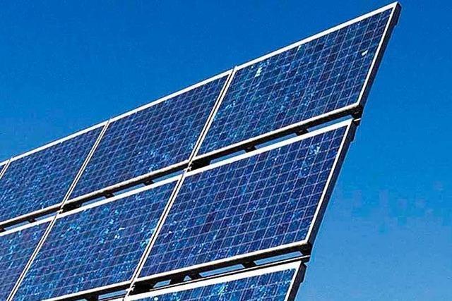 Merdinger SPD verteidigt Pläne für Solartestfeld und kritisiert Ihringer