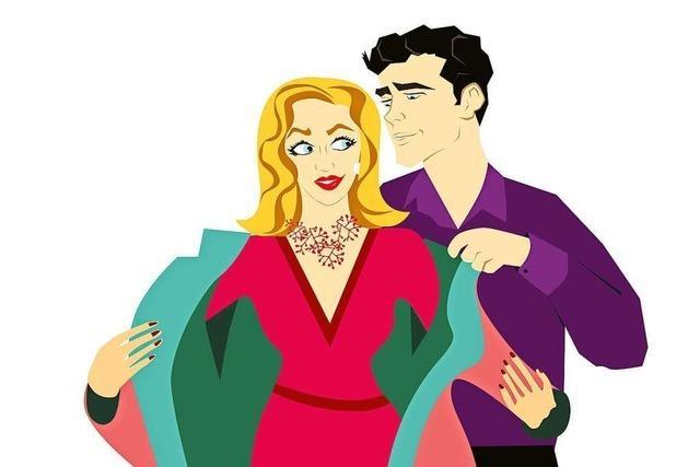 Ist es noch angemessen, dass ein Herr einer Dame aus dem Mantel hilft?
