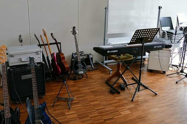 Musikschule Waldkirch bleibt wegen Corona-Epidemie zu