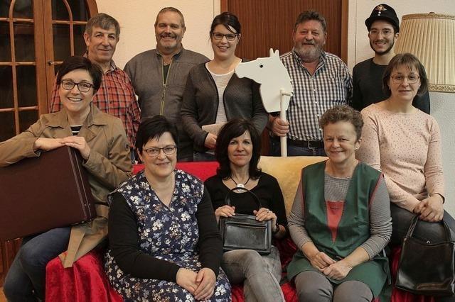 Theatergruppe des Musikvereins Ottoschwanden spielt in Freiamt