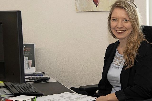 Patricia Oehler ist Hauptamtsleiterin