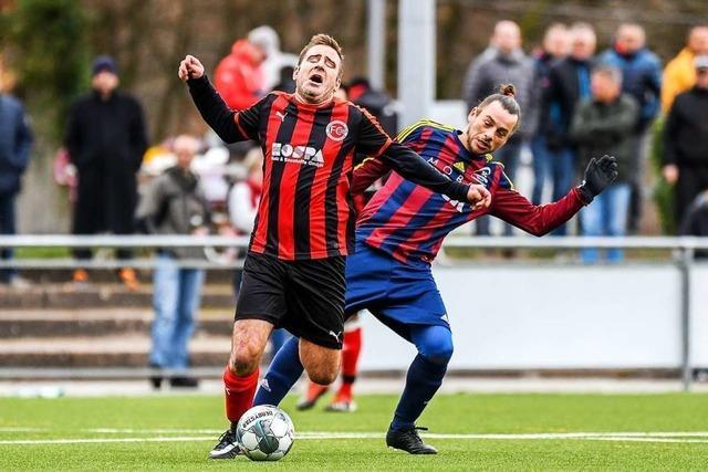 Hängende Köpfe zum Start: FC Bad Säckingen hadert mit Remis
