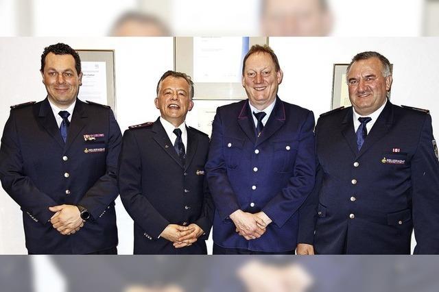 Neuer Chef für Tegernaus Feuerwehr