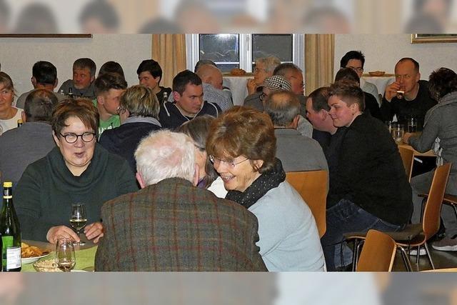Resonanz zeigt Interesse am Dorfleben