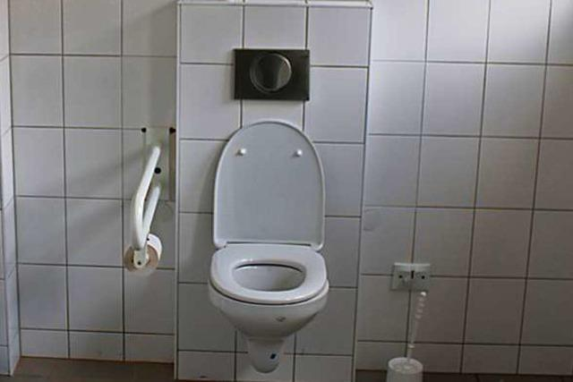 Wer zerstört die öffentlichen Toiletten in Todtnau?