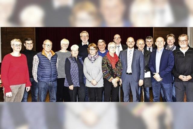 Unterstützer für das Waldkircher Krankenhaus