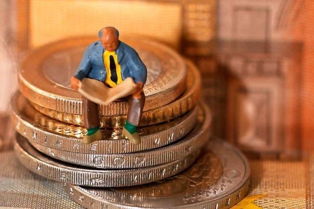 Anleger sollten im Börsencrash Ruhe bewahren