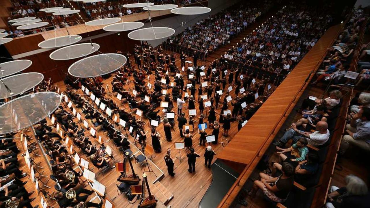 Auch bei Konzerten hat einen Erstattun...pruch, wer bereits eine Karte besitzt.  | Foto: Wolfgang Lamparter