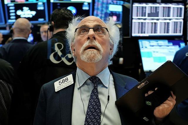 Börsenbeben wegen Corona und Ölpreiscrash
