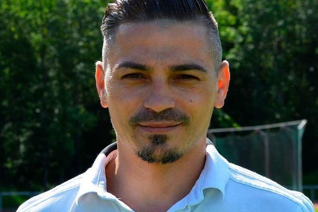 Laufenburgs Coach Salvatore Spano: