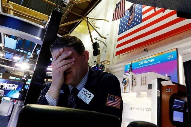 Die Wirtschaft muss in der Coronakrise liquide bleiben