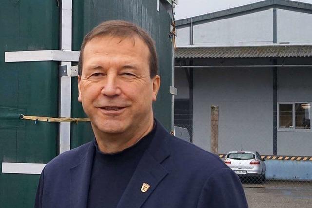 Thomas Marwein will wieder das Direktmandat holen