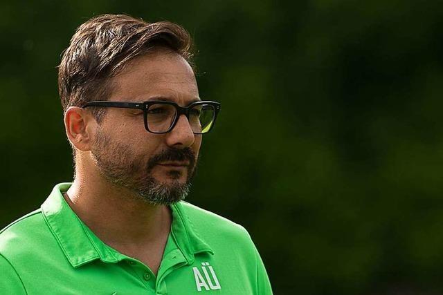 Hausen-Coach Atilla Ürgen nach Kantersieg: