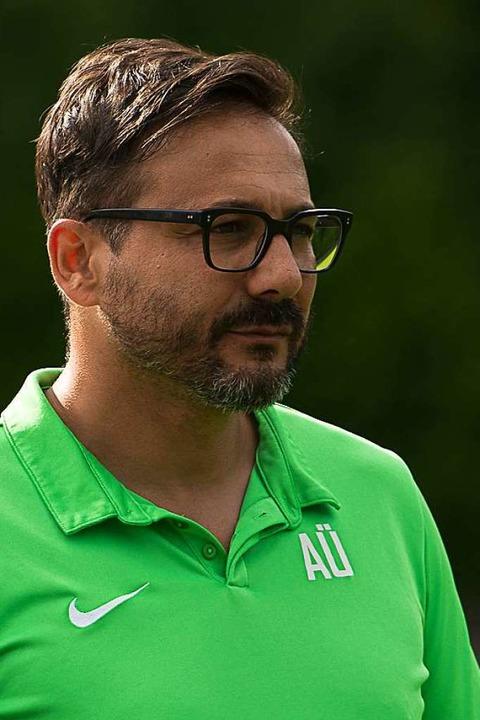 FCH-Trainer Atilla Ürgen   | Foto: KREIENKAMP