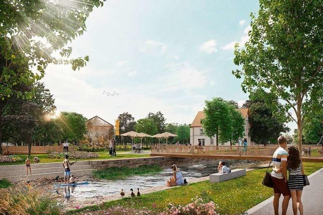Die Landesgartenschau als Chance für einen besonderen Stadtteil