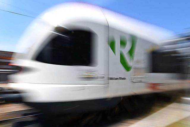 Die Weiler S-Bahn fährt künftig bis nach Schopfheim